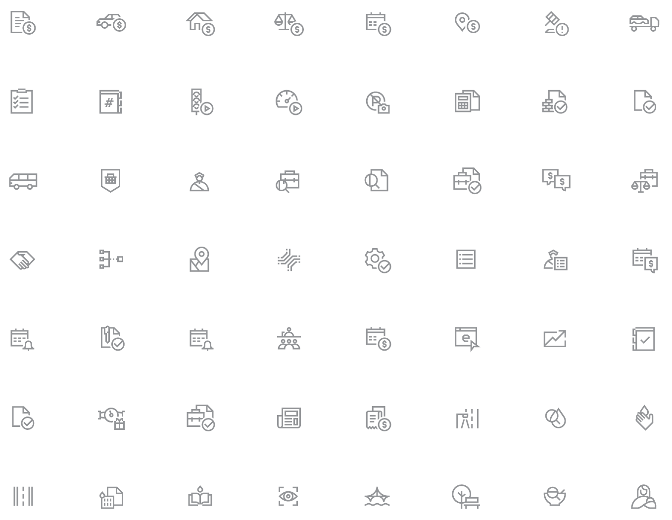 Examples of icons you can download for free
