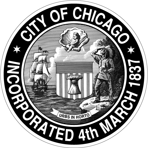 Proposed seal of the City of Chicago